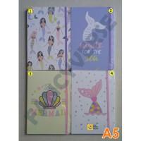 Notebook Hardcover A5 NC5025 / Agenda Diary Notes Buku Catatan