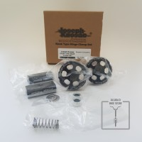 Joseph Kuosac Knob Type Hinge Clamp Set Lightweight Version BLACK
