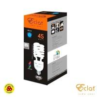 Eclat Helix 45W Putih E27 Lampu Spirali 45 Watt Cool Daylight CDL