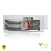 Eclat Cable Ties 25 CM L4 Hitam Pengikat Kabel Tis 25cm L4.8mm