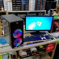 PC Gaming core i7 FULL SETT siap pakai