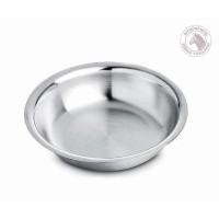 Zebra Seasoning Dish 10 Cm Magic Hi Cr (222010) / Piring Bumbu SS