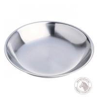 Zebra Seasoning Dish 10 Cm (222110) / Piring Bumbu Stainless