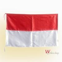 Bendera indonesia - Bendera Merah Putih kecil 90 x 60