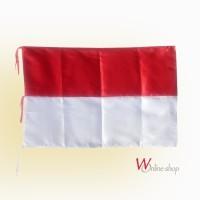 Bendera indonesia - Bendera Merah Putih kecil 90 x 60 - Premium
