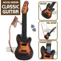 Mainan Anak Gitar Klasik My Wood Classic Guitar Musik Music - Edukasi