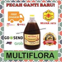 Madu asli multiflora 2 liter madu pramuka alami