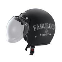 Ahm Ori Honda Fabulous Helmet / Helm half face - Size L / 87100HFFABL