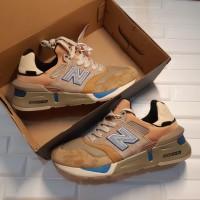 "Sepatu New Balance 997S Brown"""