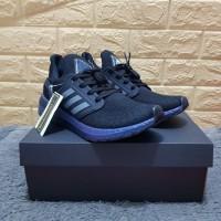 Sepatu Adidas Ultraboost 20 Space ISS Black Purple