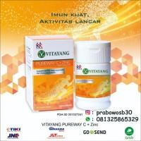 Vitayang Pureway C + Zinc / Vit - C / Vitamin C / 500 mg /Vitamin - C