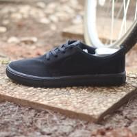 NEW Sepatu Nike SB Check Solarsoft Triple Black Original BNIB NEW