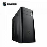 TERLARIS Sades Lycan PC Case / Casing Gaming Ori GRATIS 2 Fan LED