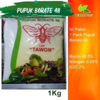 Pupuk Borate 48 Boron 46 Persen 1 Kg