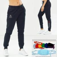 Celana Jogger Pant Cewek Reebok Training