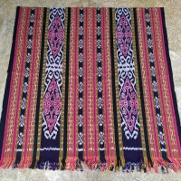 Tenun Blanket Troso 098