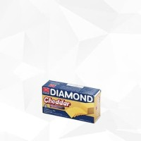 diamond keju cheddar 180gr/keju cheddar diamond/diamond cheese