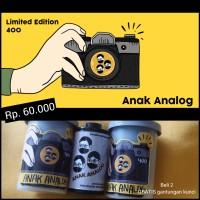 roll film anakanalog 400