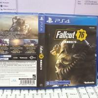 PS4 FALLOUT 76 FALL OUT 76 / FALLOUT76 BEKAS R3