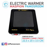 Electric Warmer (Penghangat Makanan / Minuman) Maspion | MW85