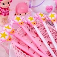 CS006 – Bolpen / Pen Karakter Anime Kartun Lucu Cardcaptor Sakura - Tangkai Pink