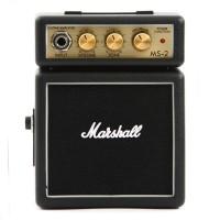 Limit edition Marshall MS-2 Mini Amplifier Sound System Diskon