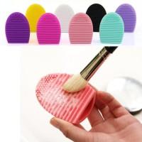 Produkbaru Brush Egg (Pembersih Make Up Brush / Kuas) Readystock