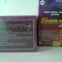 Ready Stock!! Cobra X Obat Gatal-Gatal( Eksim) Kapsul Murah