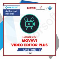 Lisensi Key Movavi Video Editor Plus - ORIGINAL