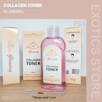 Toner Collagen Glowing 701 Ori BPOM Colagen Toner