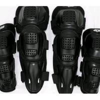 Deker Motor Polkadot - Pelindung Lutut Siku Kualitas Bagus