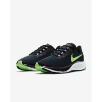 Sepatu Running Nike Air Zoom Pegasus 37 Black/Valerian ORIGINAL
