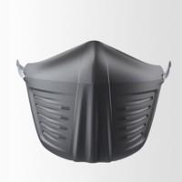 Masker Plastik Pelindungan Keselamatan Wajah Model Safety Face Shield