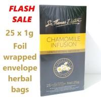 Flash Sale - Lipton Chamomile Infusion - Teh Celup Chamomile