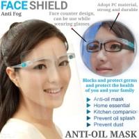 FS2 - Face Shield Kacamata - Face Shield Nagita Original Premium APD