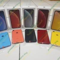 iphone Xr 64gb second mulus ex garansi internasional fullset
