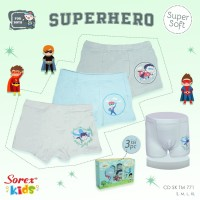 Sorex CD Anak For Boys SK TM771 isi 3