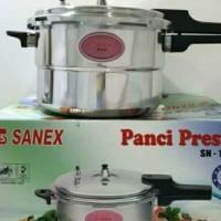 panci presto SANEX kapasitas 8 liter
