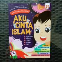 Buku Aktivitas Rukun Islam - Aku Cinta Islam, Buku Anak