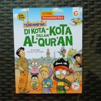 Komik Petualangan Sula Terdampar Dikota Dalam Alquran Buku cerita anak