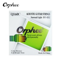 Senar Gitar Akustik Warna Warni Colourful Orphee Q160C