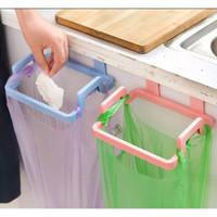 Gantungan Cantolan Plastik Sampah Holder Gantungan Tempat Sampah Dapur