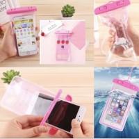 Waterproof Hanging Touch Screen Phone Storage Outdoor Sarung Hp