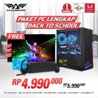 "PROMO ARMAGGEDDON PC GAMING + 22"" GAMINGMONITOR PF22HD + KEYBOARD"