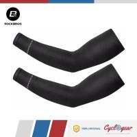 Manset Rockbros XT9002 Arm Sleeve Anti UV Sepeda - Hitam