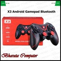 Stick HP Game Joystick X3 Android Gamepad Bluetooth USB HOLDER X3