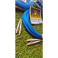 LC - LC 5 Meter Multimode OM4 Duplex 2mm Patchcord Fiber Optic Cable