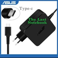 Adaptor Charger Asus Chromebook Tablet CT100PA CT100P CT100 65W USB C