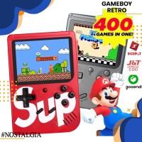 Gameboy Game Boy Gamebot Gembot Retro FC Sup Jadul Mini Mainan Anak