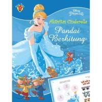 Buku Aktivitas Anak : Cinderella Pandai Berhitung
